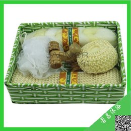 Wholesale Natural Green Bath Shower Product Set From Yiwu Free Market Shipping JARNIER