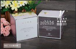 Wholesale Gros Corée g Fondation de la crème BB HERA MIST UV COUSSIN solaire BB crème la livraison gratuite