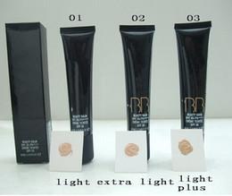 Wholesale LIVRAISON GRATUITE de haute qualité NOUVEAU maquillage PREP PRIME BEAUTY BAUME SPF BB crème ML avec le nom