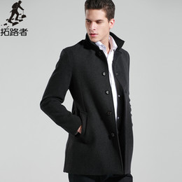 Discount Cashmere Wool Mens Coat Blue | 2017 Cashmere Wool Mens ...