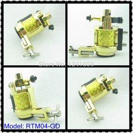 Wholesale Jack Hammer Rotary Motor Tattoo Liner amp Shader Machine Gun Supply RTM04 GD