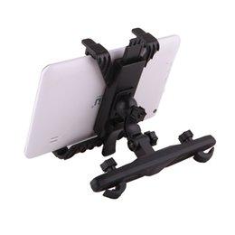 IRULU siège arrière de voiture appui-tête réglable Mont Holder pour iPad 2/3/4 Tablet PC Support à tablette Android