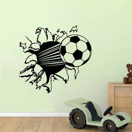 Large sports wall decals