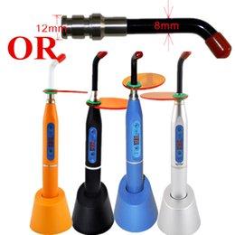 Wholesale 8 unit Dental W Wireless Cordless LED Curing Light Lamp mw