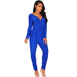 Royal Blue Jumpsuit Women Online | Royal Blue Jumpsuit Women for Sale