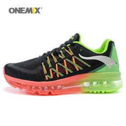 Discount Shoes Run Air Max Max Air women's and men's running shoes Fly line rhythm Sneakers portable shoes Breathable mesh sports shoes for men