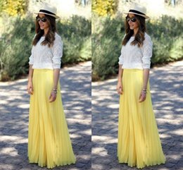 Discount Beautiful Long Skirts | 2017 Beautiful Long Skirts ...