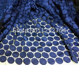 Wholesale MATERIAL water soluble latest arrival of high quality unique cupion lace design