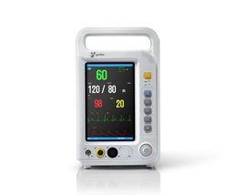 Wholesale multi parameter patient monitor SPO2 PR NIBP ECG RESP CE and FDA used in ICU operation ward flexible combination among each parameter