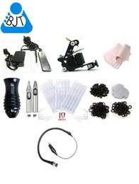 Wholesale 7148K0 Complete Tattoo Machine Equipment Set Starter Kit Guns Supply Body Art US Power Plug
