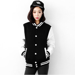 Discount Varsity Baseball Jacket Women | 2017 Varsity Baseball ...