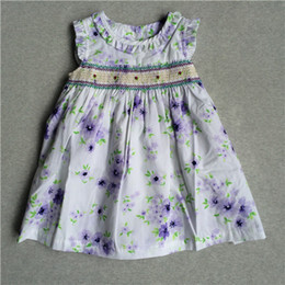 online shopping Children s Dresses Baby Dresses Cute Baby New Dresses Printed Flowers Printed Sundress New Model High Quality Age M M New Collection
