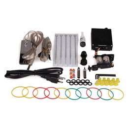 Wholesale Cheap Beginner Tattoo kits Professional Tattoo Machine Complete Tattoo Kit Equipment Tattoo Machine for Liner and Shader