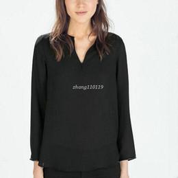 Discount Office Shirt Design Ladies   2017 Office Shirt Design ...