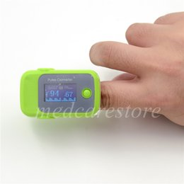 Wholesale 2015 New Updated Brand New Fingertip Pulse Oximeter SPO2 Pulse Rate Oxygen Monitor Sound Alarm four display modes