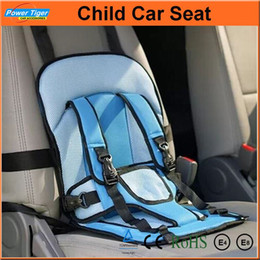 baby car seat portable car seat child safe car seat kids safety car seat cushion for kids 8 18kg blue red beige color