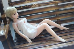 Wholesale Fábrica al por mayor de la muñeca del nuevo mini de silicona japonesa de personas reales verdadera muñeca del sexo cm muñecas del sexo Productos del sexo del hombre masturbándose caliente juguete adulto
