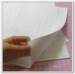 Discount heat sublimation paper Wholesale-10 sheets bag light sublimation Paper Heat Transfer paper T-shirt Paper clothing paper