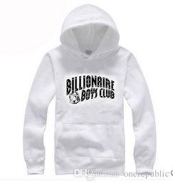 Wholesale 2015 new autumn winter brand Hoodie sweatshirt hip hop BILLIONAIRE BOYS CLUB BBC fashion men s sports fleece pullover