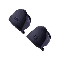 1 Paire R2 + L2 Trigger boutons de rechange de pièces avec ressorts pour Playstation 4 pour PS4 Controller