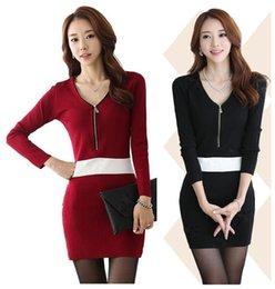 Discount Short Sweaters Wear Dresses | 2017 Short Sweaters Wear ...