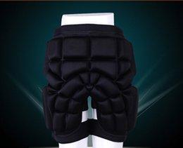 Wholesale X deportivos pantalones de hockey almohadilla cadera XS S M L cm de espesor EVA acolchada esquí patinaje derrape de impacto pantalones cortos nieve