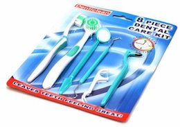 Wholesale Complete Dental Care Kit in1 Home Oral Care Dental Care Tooth Brush Kit Cleaning Dental Hygiene Products set Oral Hygiene Drop Ship