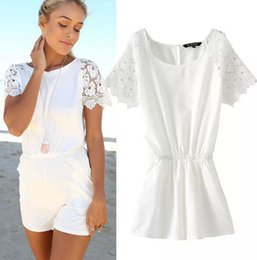 White Fitted Jumpsuit Online | White Fitted Jumpsuit for Sale