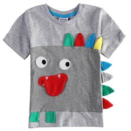 Wholesale Children Boy T shirts Nova Kids Clothes Summer Style Cartoon Boys Clothes T shirt boy t shirts Children Brand Boys t shirt C6350