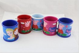 Wholesale Frozen Cups Children s Cups kid tooth brushing cup for Christmas gift