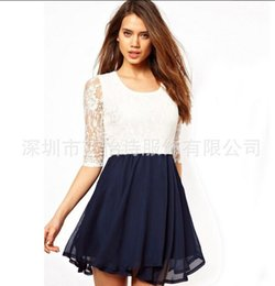 Short Chiffon Skater Dress Online | Short Chiffon Skater Dress for ...