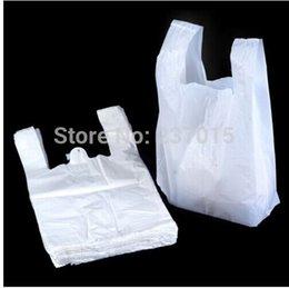 Transparent Plastic Shopping Bags Wholesale Online | Transparent ...