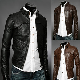 Discount Types Leather Jackets Men | 2017 Types Leather Jackets ...