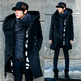 Discount Cheap Pea Coats Men | 2017 Cheap Pea Coats Men on Sale at