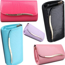 Wholesale new Womens Envelope Clutch Chain Purse Lady Handbag Tote Shoulder Hand Bag colors
