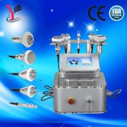 Wholesale YILIZI in1 Beauty Equipment touch screen cavitation rf lipolysis machine whole body weight loss RF Slimming machine