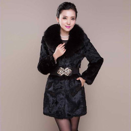 Cheap Fox Fur Collar Womens Coat | Free Shipping Fox Fur Collar