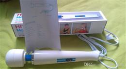 Hitachi Magic Wand Massager AV Вибратор массажер Персонального всего тела Массажер HV-250R HV-260R 110-240V продукты секса Вибраторы штепсельной вилки США DHL ЕС