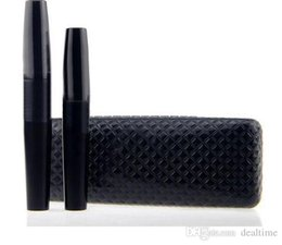 Wholesale Mascara D FIBER LASHES MASCARA Set Makeup lash eyelash waterproof double mascara set DHL EMS Free