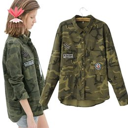 Womens Military Jacket Green Suppliers | Best Womens Military ...