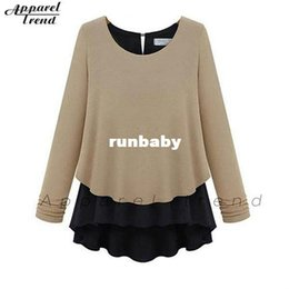 Wholesale Soft Knitted Maternity Tops Clothing for Pregnant Women Long sleeve Loose T shirt Pregnancy Basic shirt XL SIZE