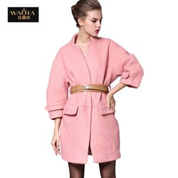 Discount Pink Wool Coat Sale | 2017 Pink Wool Coat Sale on Sale at ...