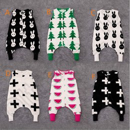 Wholesale 30PCS HHA621 INS Baby Romper Cartoon Babies Sleeping bag Clothing Flannel Thickening Baby One Piece Pajamas Clothes