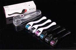 Wholesale MNR micro needle derma roller skin beauty tool