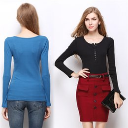 Wholesale 2014 new fashion plus size women clothing t shirt punk sexy tops tee clothes T shirt Sexy High collar lantern long sleeve W4457