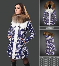Wholesale Beautiful lady down jacket Hips open pocket Fashionable skirt long coat Don t fear cold ski coat New unique Purple Long parka