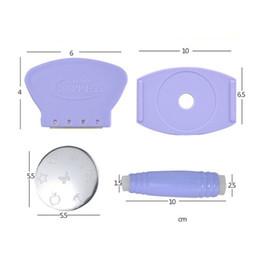 Wholesale Salon Express Pro Nail Art Stamp Stencil Polish Design Decorate DIY Tools Manicure Kit Image Plates Set Hot