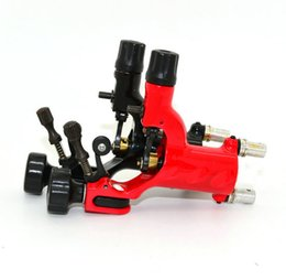 Wholesale 2pcs Dragonfly rotary tattoo machine high quality tattoo machine shader and liner