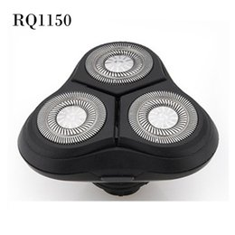Wholesale RQ1150 RSCX Washable Rechargeable extra Shaving Head Electric Shaver Blade Men Shaving Razor with Holder