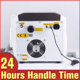 Wholesale New nm nm Q Switch ND Yag Laser Tattoo Removal Skin Rejuvenation Beauty Spa Machine